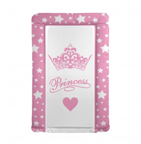 4baby Deluxe Padded Changing Mat - Little Princess